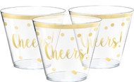 Cheers Party Tumblers