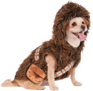 Dog Chewbacca Fancy Dress Costume