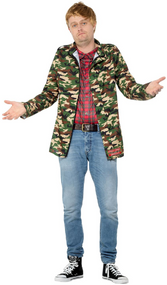 Mens Rodney Trotter Fancy Dress Costume