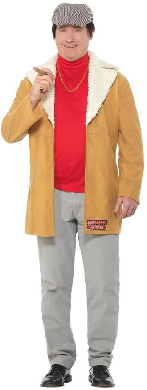 8 Del Boy Rodney Only Fools Trotter Stag Night 80s Fun Fancy Dress Costume Kit