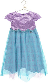 Girls Luxury Disney Boutique Ariel Occasion Dress