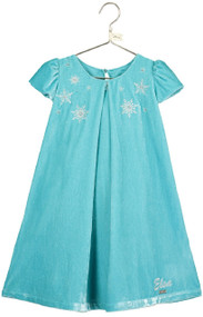 Girls Luxury Disney Boutique Elsa Occasion Dress