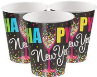 New Year Party Cups