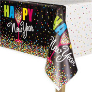 New Years Party Tablecover