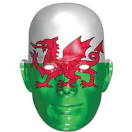 Adult's Six Nations  Rugby Face Mask