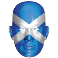 Adults Scotland Rugby Face Mask