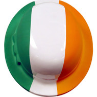 Adults Irish Flag Bowler Hat