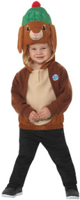 Boys Benjamin Bunny Fancy Dress Costume