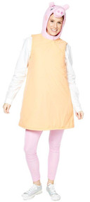 Ladies Mummy Pig Fancy Dress Outfit
