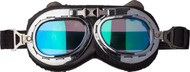 Adults Mirrored Biker Glasses