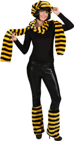 Adults Bee Fancy Dress Accessory Kit