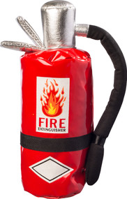 Adults Fire Extinguisher Hand Bag