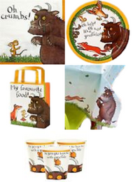 Complete The Gruffalo Tableware Set