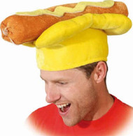 Adults Hot Dog Hat