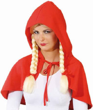 Adults Red Riding Hood Cape