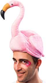 Adults Flamingo Hat