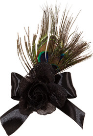 Ladies Paradise Bird Hair Clip