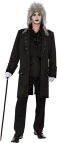 Men's Steampunk Tailcoat