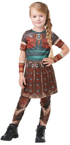 Girls Classic Astrid Fancy Dress Costume