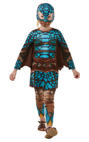 Girls Deluxe Battle Astrid Fancy Dress Costume