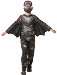 Boys Deluxe Battle Hiccup Fancy Dress Costume