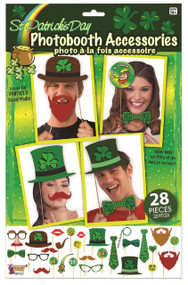 St Patricks Day Photo Props