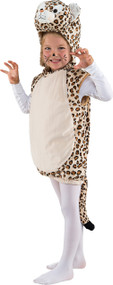 Childs Leopard Fancy Dress Costume