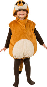 Childs Meerkat Fancy Dress Costume