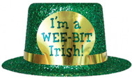 St Patricks Day Mini Top Hat