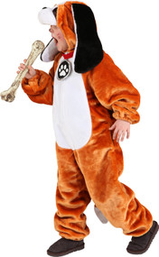 Childs St Bernard Dog Fancy Dress Costume