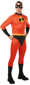 Mens Mr Incredible Fancy Dress Costume