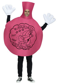 Adult Whoopee Cushion Fancy Dress Costume