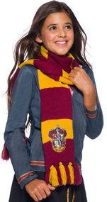 Deluxe Gryffindor House Scarf