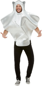 Adults Stingray Fancy Dress Costume