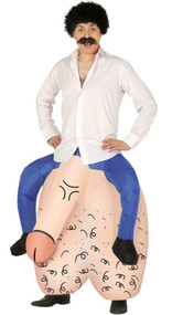 Adult Ride On Willy Fancy Dress Costume