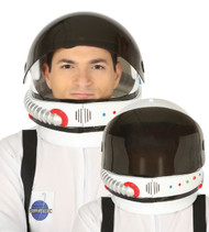 Adults Astronaut Helmet Fancy Dress Accessory