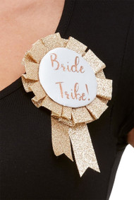Bride Tribe Hen Party Rosette