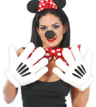 Adults Large Cartoon Gloves