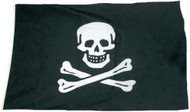Large Jolly Roger Party Flag