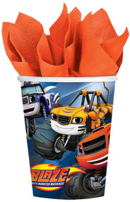 Blaze And The Monster Machines Party Cups