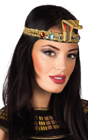 Ladies Cleopatra Asp Hairband
