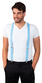 Adult Oktoberfest Fancy Dress Braces