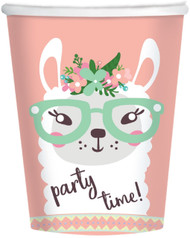 No Drama Llama Party Cups
