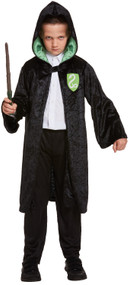 Child's Snake Wizard Fancy Dress Costume