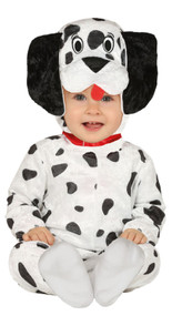 Baby Dalmatian Dog Fancy Dress Costume