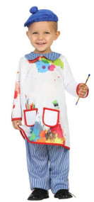Baby Artist Fancy Dress Costume