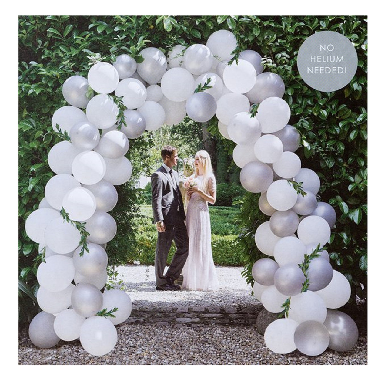 Wedding Balloon Arch Decoration Fancy Me Limited