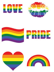 Rainbow Pride Tattoos
