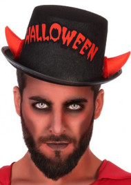 Adults Halloween Devil Fancy Dress Hat