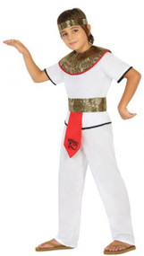 Boys Egyptian Fancy Dress Costume 1